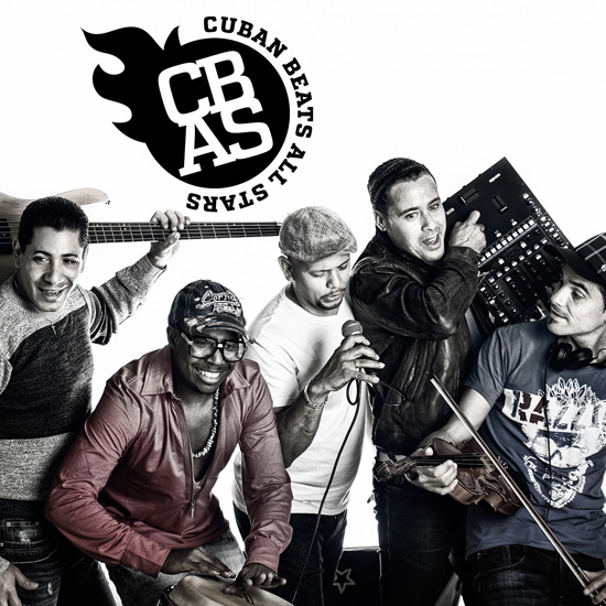 Cover Cuban Beats All Stars La Receta